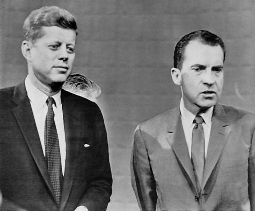 ケネディとニクソン